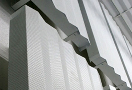 Acoustic Metal Panels