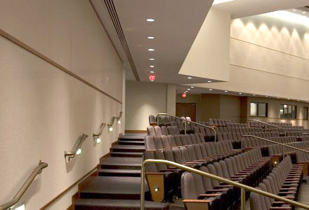 Acoustical Stretched Fabric Systems