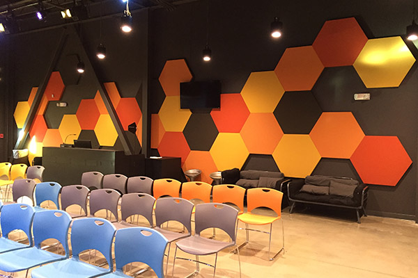 MBI Acoustic Panels, Clouds, Baffles, & Diffusers