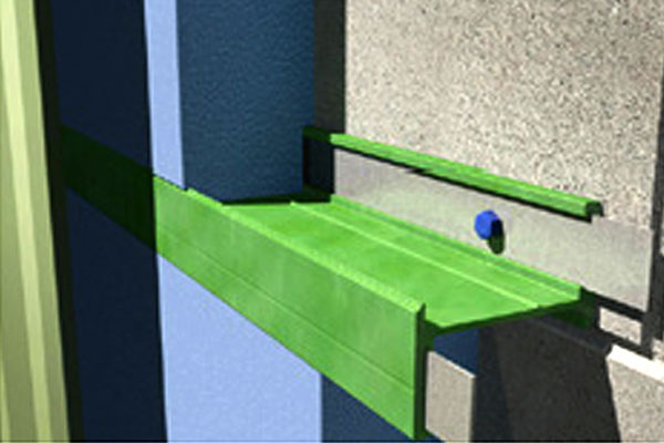 Siding Over CMU With SMARTci™