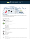 Stonewood Architectural Panels Online Continuing Education Courses