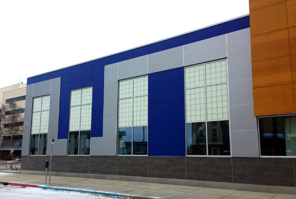 Phenolic Rainscreen Cladding Panels